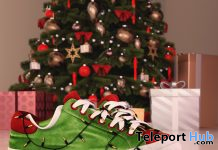 Dasher Sneakers December 2019 Group Gift by EQUAL - Teleport Hub - teleporthub.com