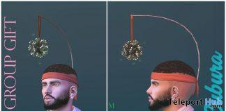 Mistletoe Headband December 2019 Gift by Cubura - Teleport Hub - teleporthub.com