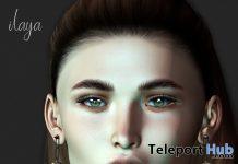 Ena Sphere Drop Earrings January 2020 Group Gift by ILAYA - Teleport Hub - teleporthub.com