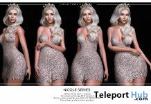 Nicole Series Bento Poses January 2020 Gift by Lyrium - Teleport Hub - teleporthub.com