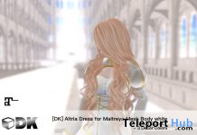 Altria Dress White December 2019 Group Gift by [DK]scripts - Teleport Hub - teleporthub.com