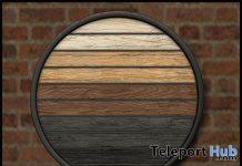 Wood Wall Decor December 2019 Subscriber Gift by [Krescendo] - Teleport Hub - teleporthub.com