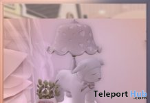 Lamp Light Kawaii Event December 2019 Gift by Star Sugar x Lagom - Teleport Hub - teleporthub.com