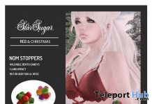 Nom Stopper Candy December 2019 Gift by Star Sugar - Teleport Hub - teleporthub.com