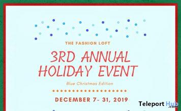 The Fashion Loft 2019 Holiday Event & Hunt - Teleport Hub - teleporthub.com