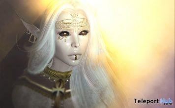 Of Pharaoh Face Tattoo January 2020 Group Gift by Nefekalum Tattoos - Teleport Hub - teleporthub.com