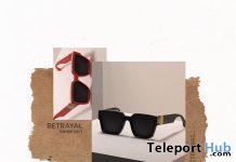 Billionaire Sunglasses January 2020 Group Gift by BETRAYAL - Teleport Hub - teleporthub.com