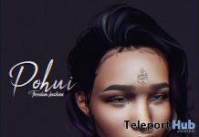 Sienna Tear January 2020 Group Gift by POHUI - Teleport Hub - teleporthub.com