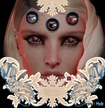 Ziva Eyes Valentine 2020 Gift by La Malvada Mujer - Teleport Hub - teleporthub.com