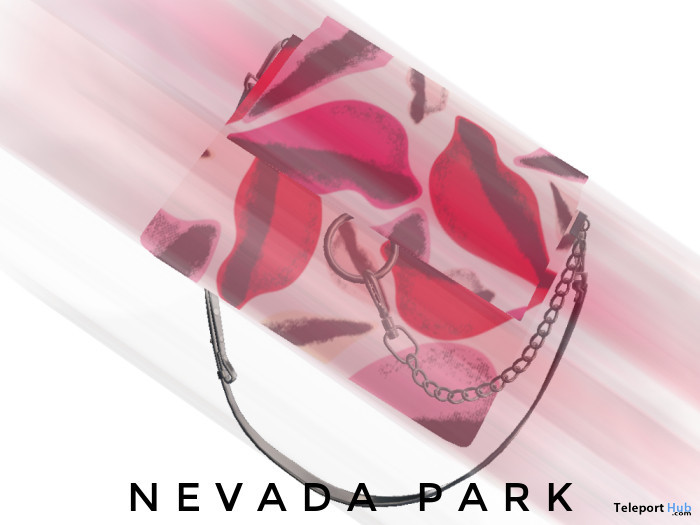 Dominique Handbag Couture Lips January 2020 Group Gift by NEVADA PARK - Teleport Hub - teleporthub.com
