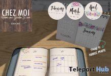 Lovely Planner & Calendar January 2020 Group Gift by Chez Moi Furniture - Teleport Hub - teleporthub.com