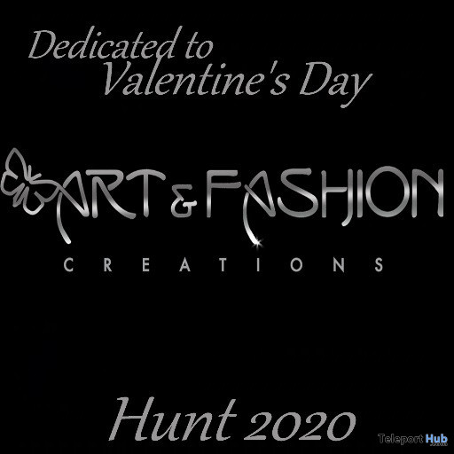 Art & Fashion Group Hunt January & February 2020 - Teleport Hub - teleporthub.com