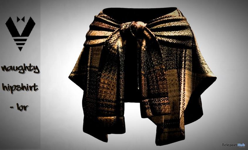 Naughty Hipshirt LaBisEvent January 2020 Group Gift by LaBis - Teleport Hub - teleporthub.com