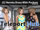 New Release: [S] Hermia Dress With Pockets by [satus Inc] - Teleport Hub - teleporthub.com