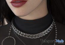 Penelope Necklace January 2020 Group Gift by ADDAMS - Teleport Hub - teleporthub.com