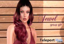 Jewel Shape For Catwa Kimberly Mesh Head January 2020 Group Gift by [woman] Bento Shapes - Teleport Hub - teleporthub.com