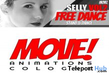 Selly 33 Bento Dance Gift by MOVE! Animations Cologne - Teleport Hub - teleporthub.com