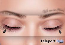 Teardrops February 2020 Group Gift by RichB. - Teleport Hub - teleporthub.com