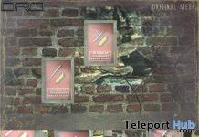 Emergency Smokes February 2020 Group Gift by DRD - Teleport Hub - teleporthub.com