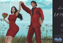 Love Set For Him & Her 1L Promo Gift by LA PERLA - Teleport Hub - teleporthub.com