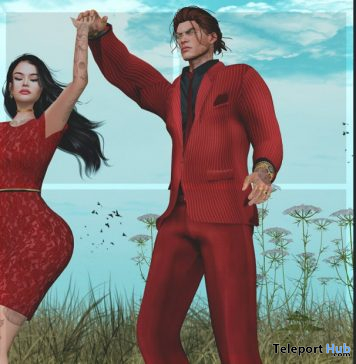 Love Set For Him & Her 1L Promo Gift by LA PERLA - Teleport Hub - teleporthub.com