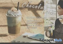 Chocolate Latte February 2020 Group Gift by Cinoe - Teleport Hub - teleporthub.com