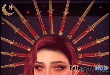 Hekate Halo February 2020 Group Gift by random.Matter - Teleport Hub - teleporthub.com