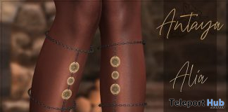 Alia Foot Jewelry February 2020 Group Gift by ANTAYA - Teleport Hub - teleporthub.com