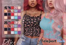 Bliss Top Fatpack February 2020 Group Gift by Beautiful Dirty Rich - Teleport Hub - teleporthub.com