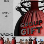 Puncher Bag Red February 2020 Group Gift by WRONG - Teleport Hub - teleporthub.com