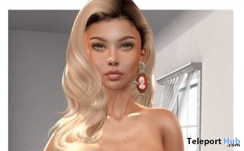 Trixie Gown February 2020 Group Gift by JUMO - Teleport Hub - teleporthub.com