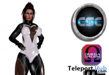 Latex Suit Limited Edition February 2020 Group Gift by CSC Enterprises - Teleport Hub - teleporthub.com