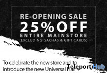EscalateD Store Re-Opening Sale February 2020 - Teleport Hub - teleporthub.com