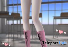 Love Track Boots February 2020 Group Gift by [DK]Scripts - Teleport Hub - teleporthub.com