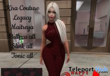 Beatrice St. Valentine Day Jumpsuit February 2020 Gift by Kira Couture - Teleport Hub - teleporthub.com