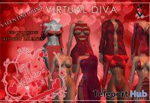 Virtual Diva Valentine's Hunt 2020 - Teleport Hub - teleporthub.com