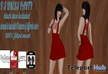 VS Dress Party & Shoes February 2020 Group Gift by N&L Fashion Designs - Teleport Hub - teleporthub.com