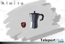 Vecchia Caffettiera March 2020 Gift by Almita - Teleport Hub - teleporthub.com