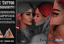 Rose Tattoo Group Gift by AsteroidBox - Teleport Hub - teleporthub.com