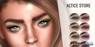 Genus Eyeshadow & BOM March 2020 Group Gift by ALTICE STORE - Teleport Hub - teleporthub.com