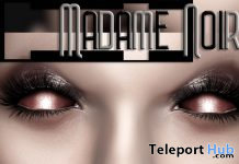 Strain Eyes March 2020 Group Gift by Madame Noir - Teleport Hub - teleporthub.com