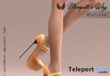 Melissa Heels March 2020 Group Gift by Mosquito's Way - Teleport Hub - teleporthub.com