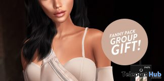 Fanny Pack March 2020 Group Gift by ISON - Teleport Hub - teleporthub.com