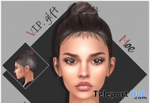 Moe Hair March 2020 Group Gift by KoKoLoReS - Teleport Hub - teleporthub.com