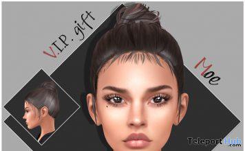 Moe Hair March 2020 Group Gift by KoKoLoReS - Teleport Hub - teleporthub.com