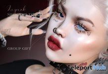 Neck Kiss Tattoo For Genus & BOM March 2020 Group Gift by LePunk - Teleport Hub - teleporthub.com