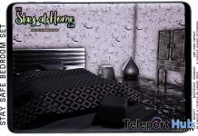 Stay Safe Bedroom Set March 2020 Gift by Inner Demons - Teleport Hub - teleporthub.com