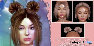 Hair Constructor Ai March 2020 Group Gift by Sintiklia - Teleport Hub - teleporthub.com