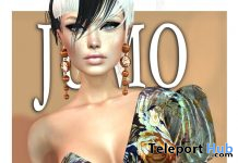 Alita Dress March 2020 Group Gift by JUMO - Teleport Hub - teleporthub.com