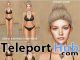 Tiffany Shape For Genus Babyface Mesh Head 1L Promo Gift by Polkadots and Moonbeams - Teleport Hub - teleporthub.com